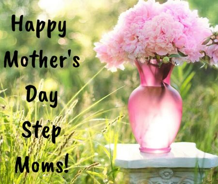 A stepmoms mothers day