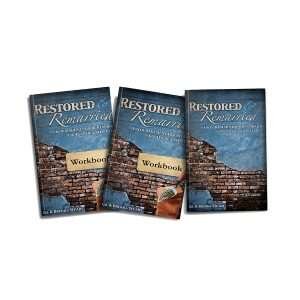 Restored & Remarried Bundle Book and Workbooks