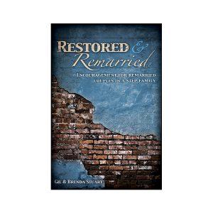 Restored & Remarried Book