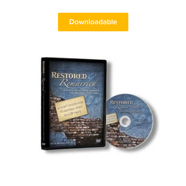 Restored & Remarried Small Group - 8 Downloadable Sessions + 1 Leaders Guide Session